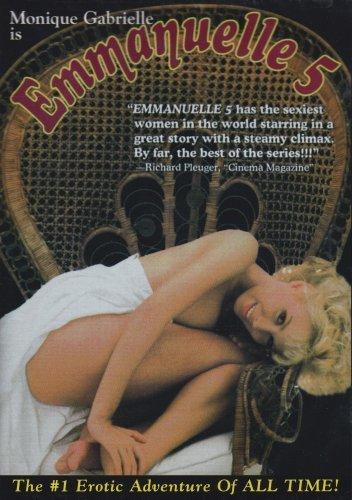 Emmanuelle V (1987) cover