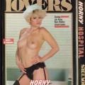 Foxy Lady's Lovers - Horny Hospital (1986) cover