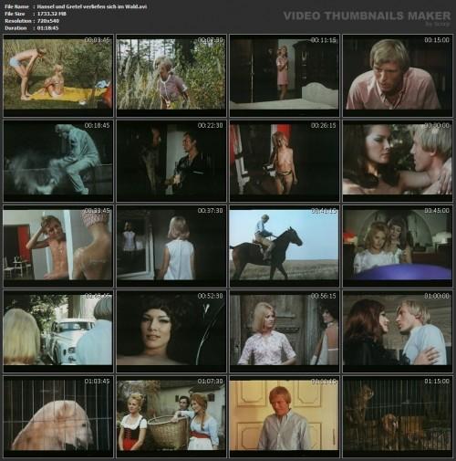 Hansel und Gretel verliefen sich im Wald (1970) screencaps