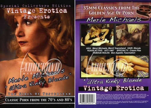 Merle Michaels: Ultra Kinky Blonde (1970-1980's) cover