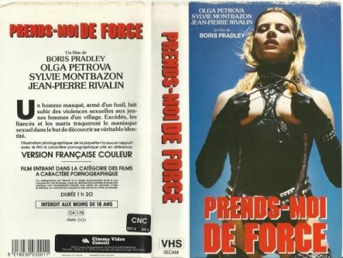 Prends moi... de force! (1978) cover