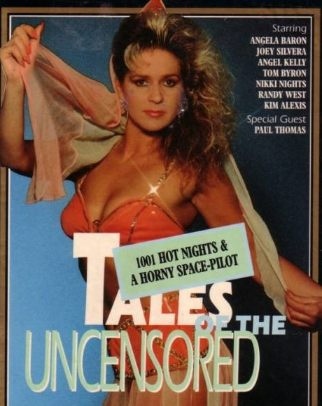 Tales of the Uncensored (1987) cover