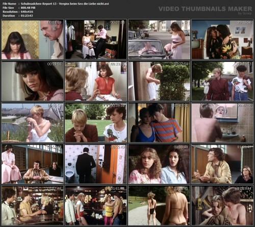 Schulmadchen-Report 13: Vergiss beim Sex die Liebe nicht (1980) screencaps