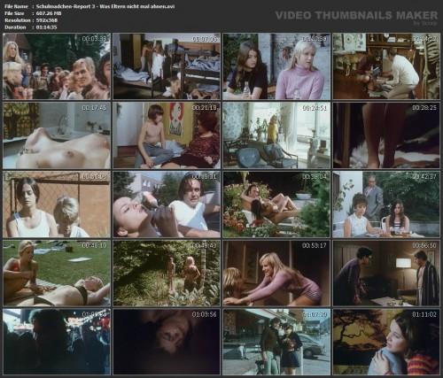 Schulmadchen-Report 3: Was Eltern nicht mal ahnen (1972) screencaps