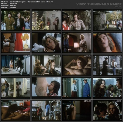 Schulmadchen-Report 5: Was Eltern wirklich wissen sollten (1973) screencaps