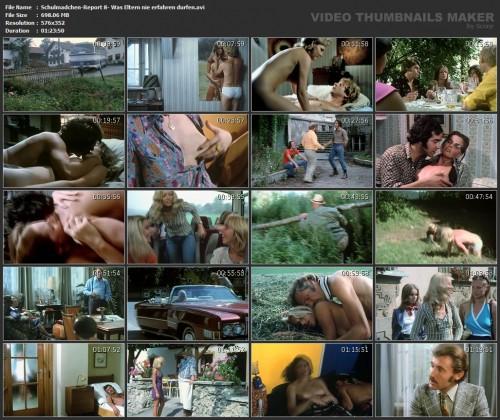 Schulmadchen-Report 8: Was Eltern nie erfahren durfen (1974) screencaps