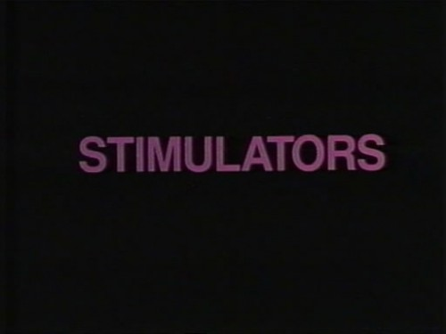 Stimulators (1982) cover