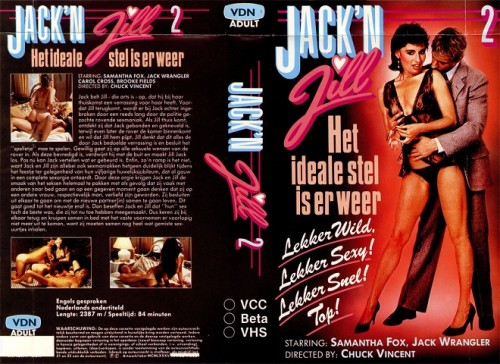 Jack and Jill 2 (1984) cover