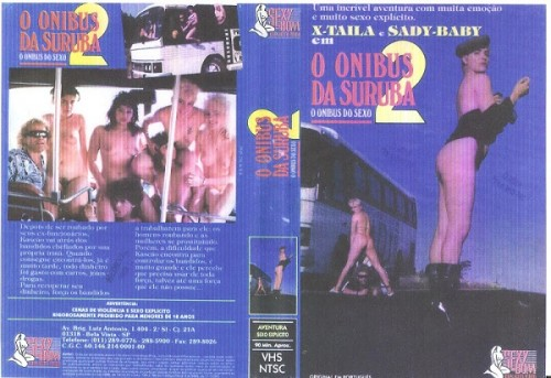 O Onibus da Suruba II (1992) cover