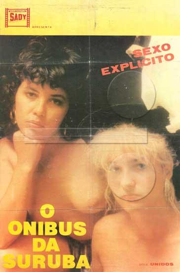 O Onibus da Suruba (1989) cover