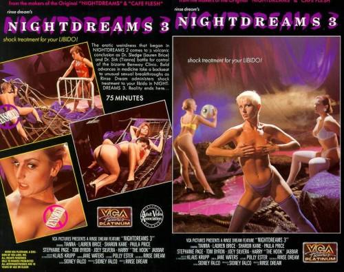 Nightdreams 3 (1990) cover