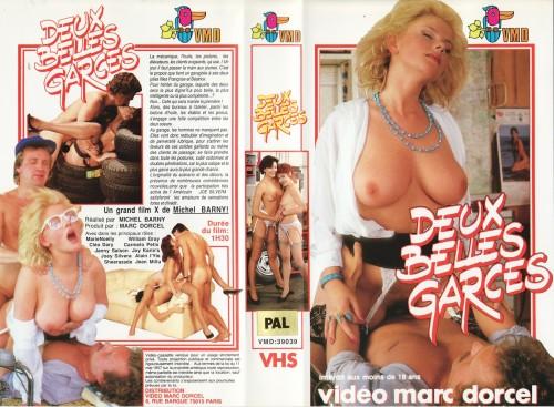 Deux Belles Garces (1988) cover