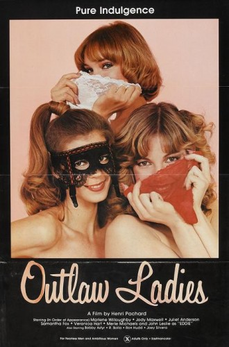 Outlaw Ladies (1981) cover