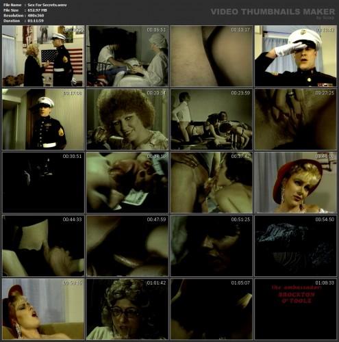 Sex For Secrets (1987) screencaps