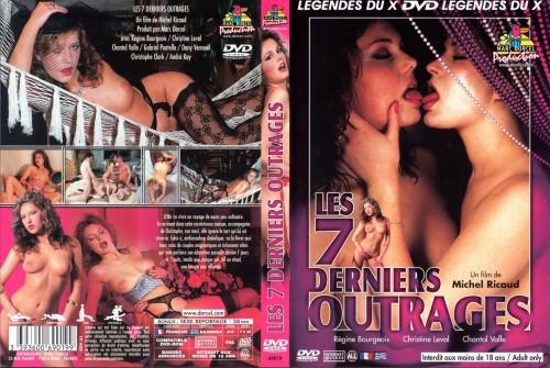 Les 7 Derniers Outrages (1986) cover