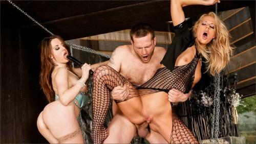 RoccoSiffredi.com - Samantha Bentley, Chelsey Lanette (Rocco's Perfect Slaves, Scene 4) cover