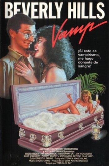 Beverly Hills Vamp (1989) cover