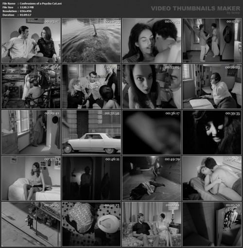 Confessions of a Psycho Cat (1968) screencaps