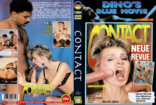 Contact (1990) cover
