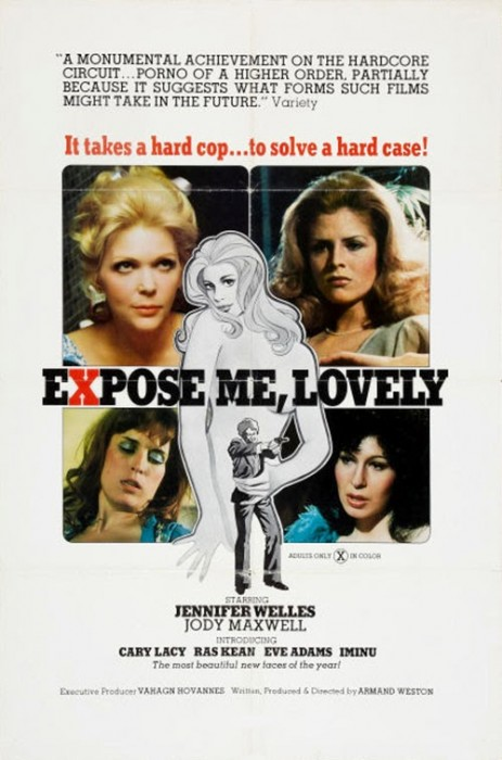 Expose Me, Lovely (1976) cover