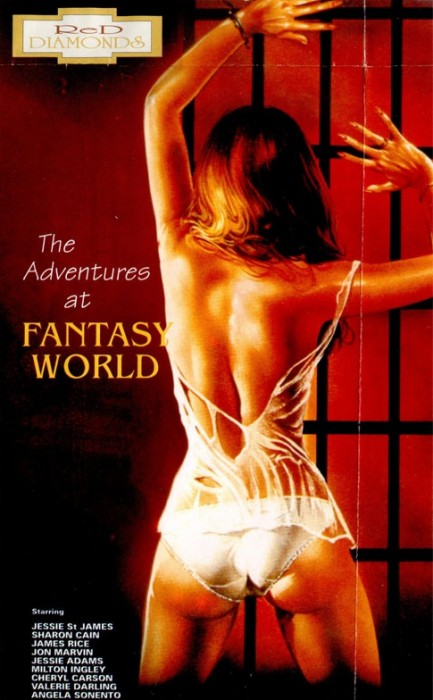 Fantasy World (better) (1979) cover