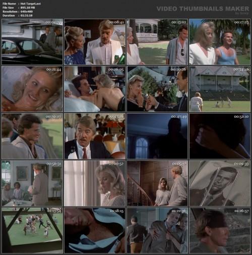 Hot Target (1985) screencaps