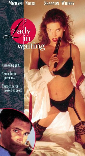 Lady in Waiting (1994) cover