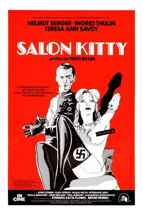 Salon Kitty (1976) cover