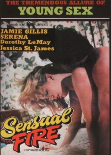 Sensual Fire (1979) cover
