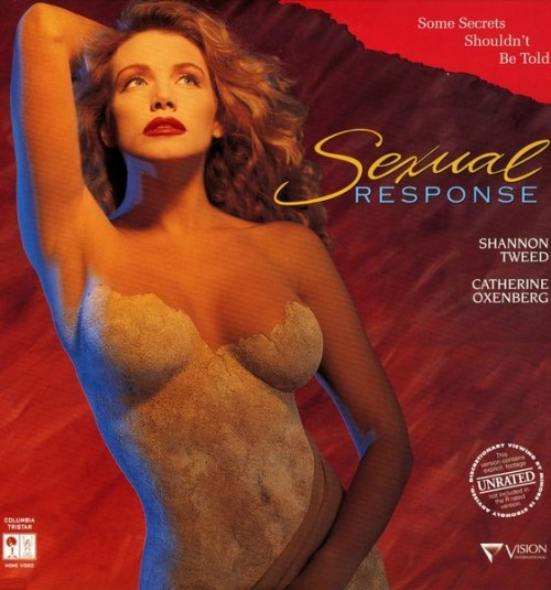 Sexual Response (1992) cover