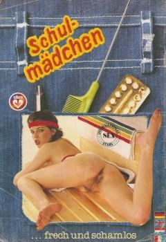 Silwa Schulmadchen 07 (Magazine) cover