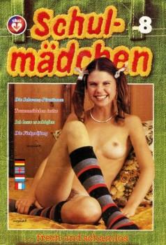 Silwa Schulmadchen 08 (Magazine) cover