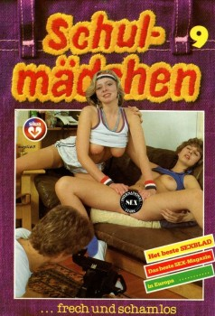 Silwa Schulmadchen 09 (Magazine) cover