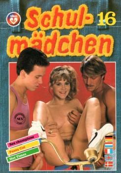 Silwa Schulmadchen 16 (Magazine) cover