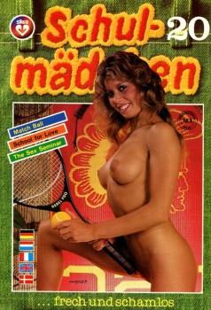 Silwa Schulmadchen 20 (Magazine) cover