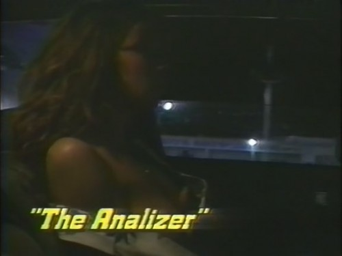 The Analizer (1990) cover