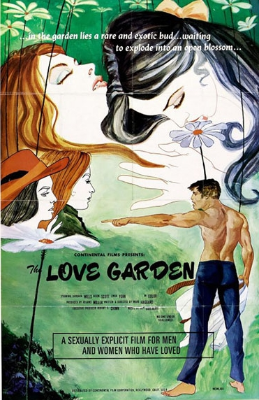 The Love Garden (1971) cover
