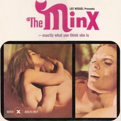 The Minx (1969) cover