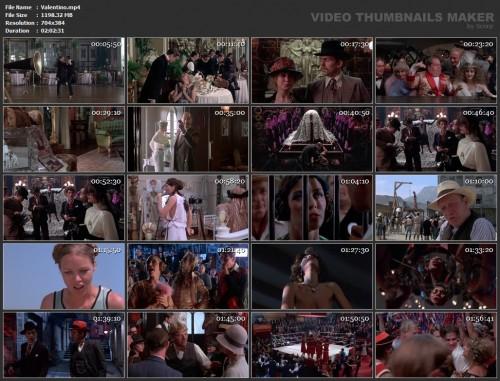 Valentino (1977) screencaps