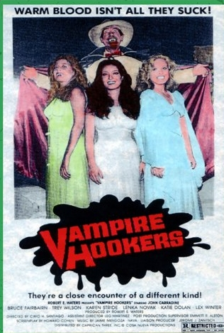 Vampire Hookers (1978) cover