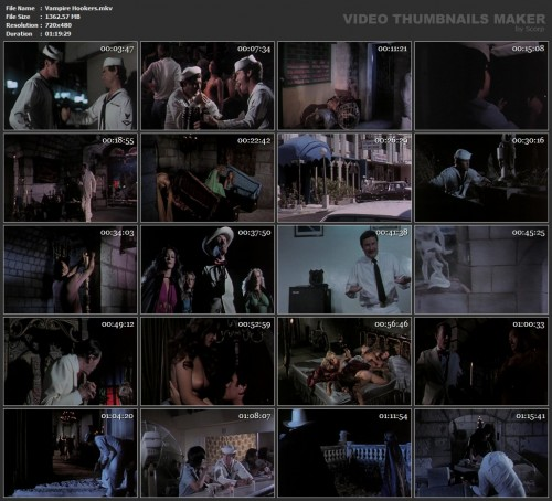 Vampire Hookers (1978) screencaps