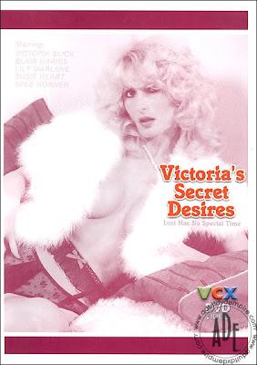 Victoria's Secret Desires (1983) cover