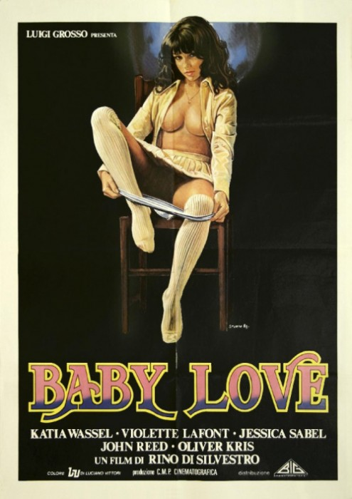 Baby Love (1979) cover