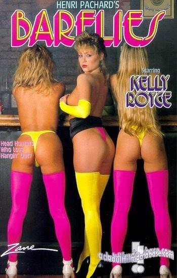 Bar Flies (1990) cover