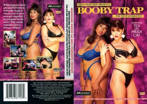 Booby Trap (1992) cover