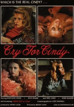 Cry for Cindy (Better Quality) (1976) cover