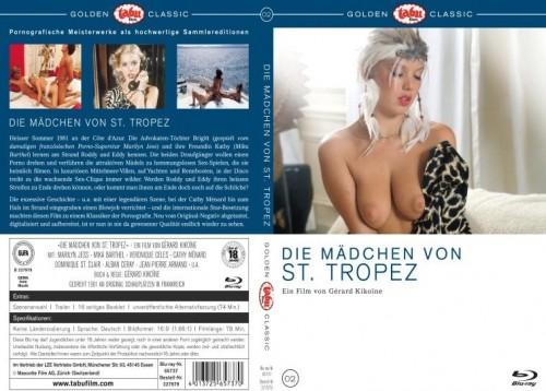 Die Madchen von St. Tropez (1981) cover