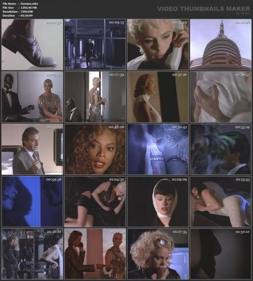 Domino (1988) screencaps