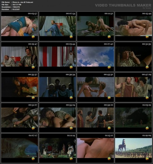 Elena si... ma di Troia (1973) screencaps