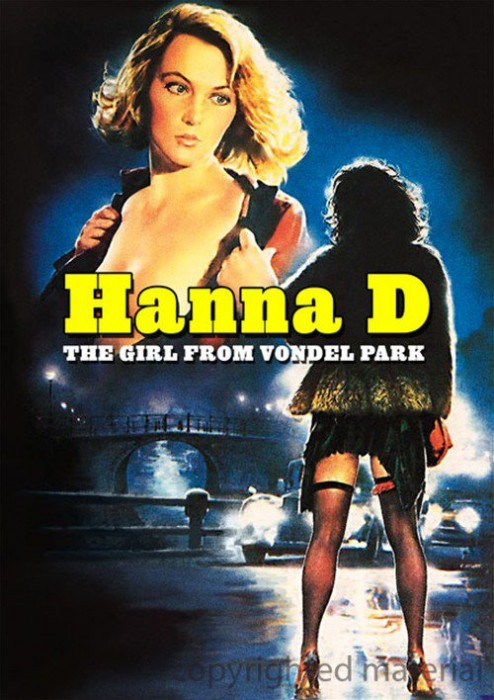 Hanna D. - The Girl from Vondel Park (1984) cover